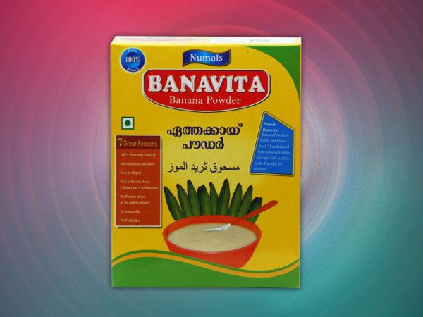 banavita banana powder