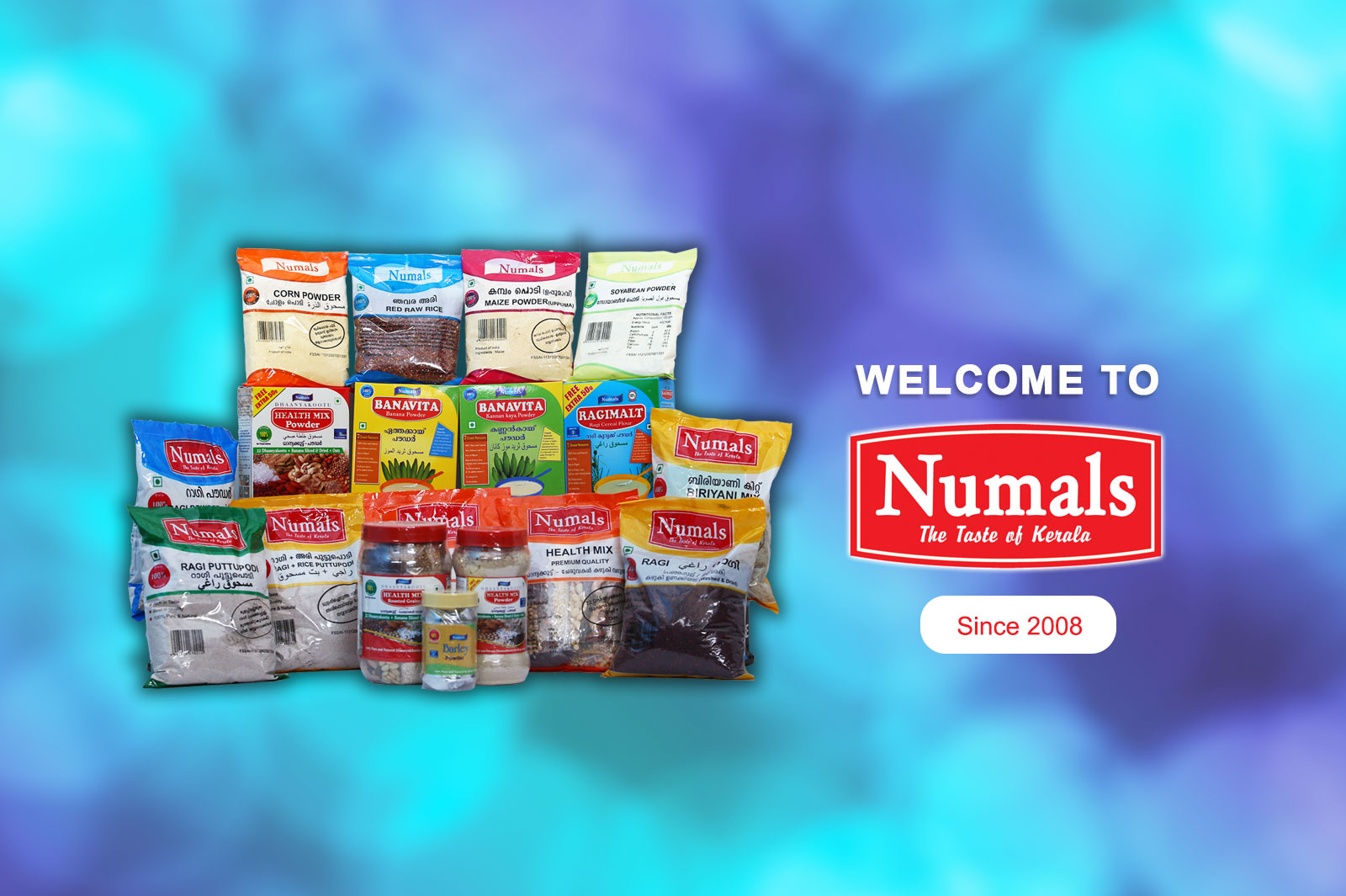 food products kerala