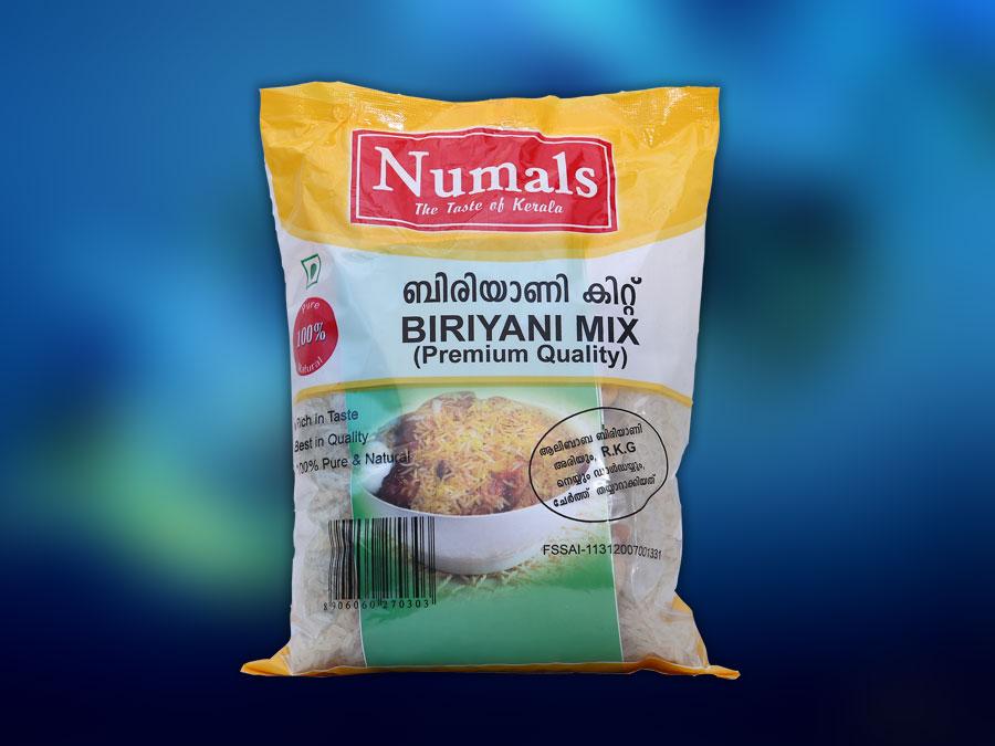 biriyani mix food product