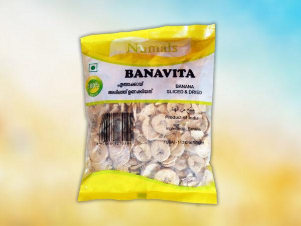 banavita sliced dried