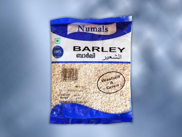 barley food product