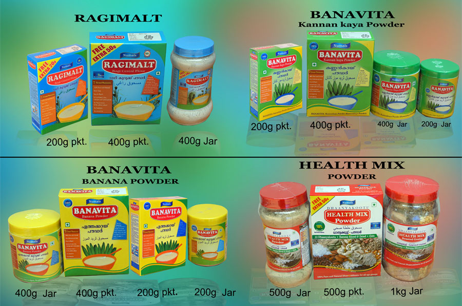 food product powder kerala