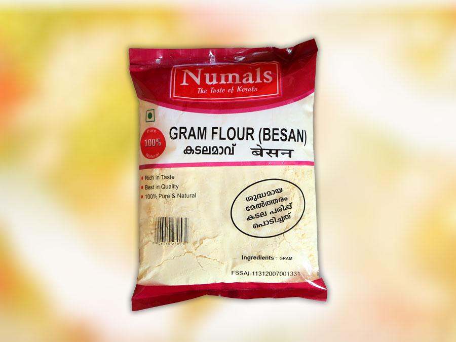 gram flour food products