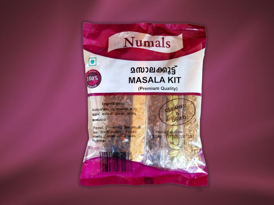 masala kit food product